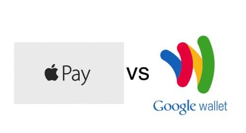 apple pay v google wallet