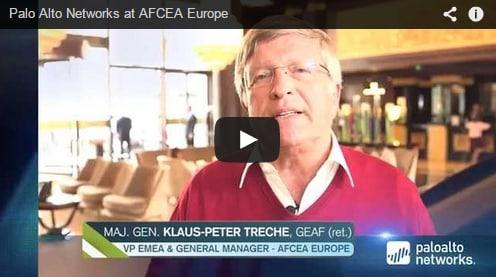 screenshot of AFCEA vid