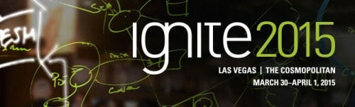 ignite 2015_