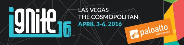 Ignite 2016, April 3-6 at The Cosmopolitan Las Vegas