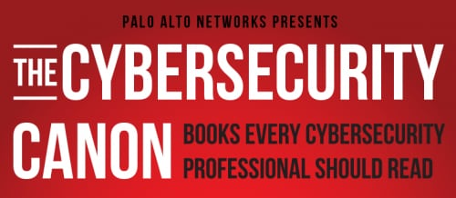 The Polls Are Open: Vote for the Cybersecurity Canon (Week 4) - Palo