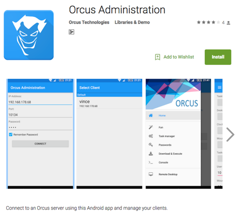 Orcus – Birth of an unusual plugin builder RAT