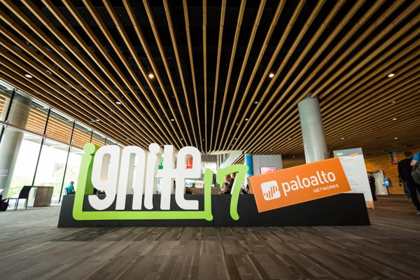 Palo Alto Networks Ignite 2017