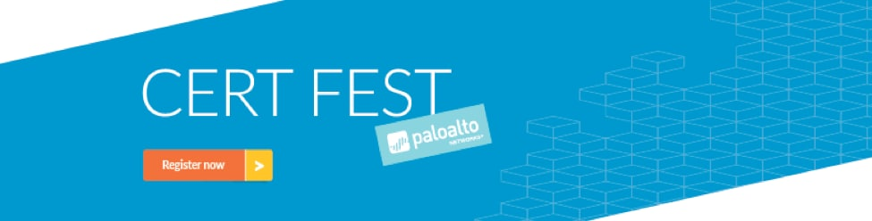 Join the Palo Alto Networks Certification Community