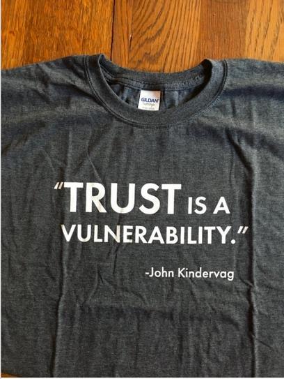Trust isVulnerability