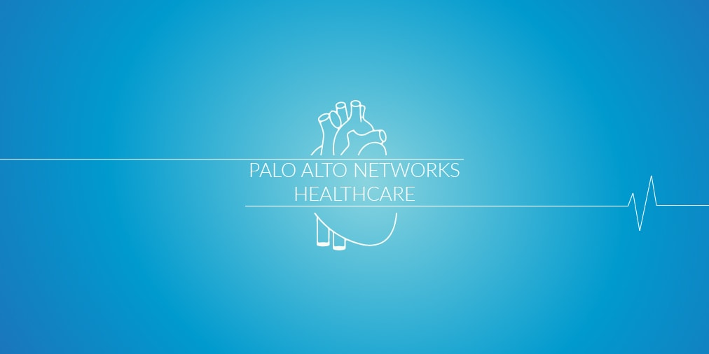 Palo Alto Networks Next-Generation Security Platform for Healthcare