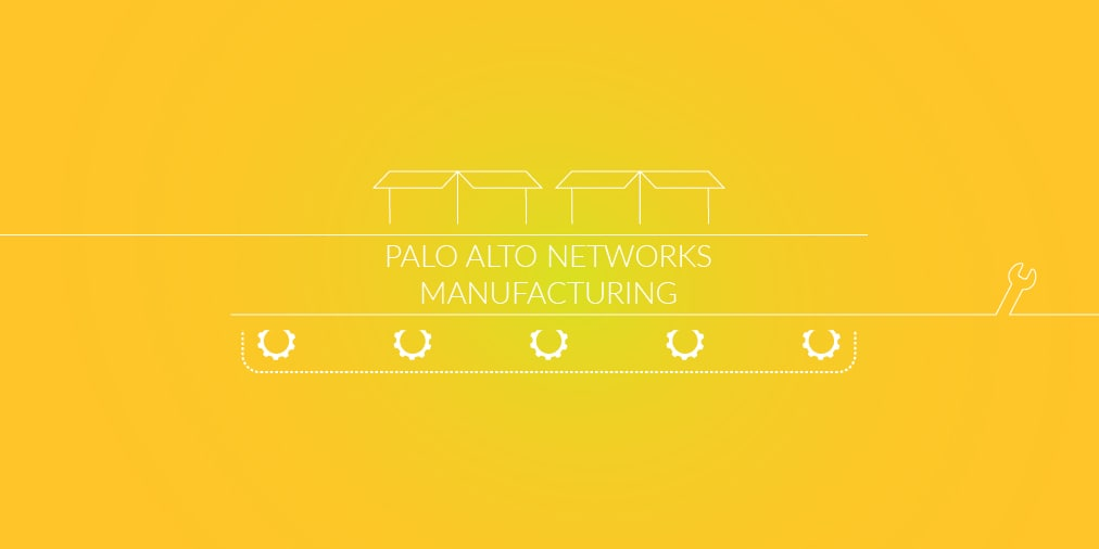 Palo Alto Networks Next-Generation Security Platform for Manufacturing