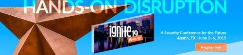 Ignite '19