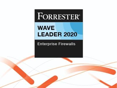 Palo Alto Networks is a Forrester Wave Leader 2020 for enterprise firewalls.
