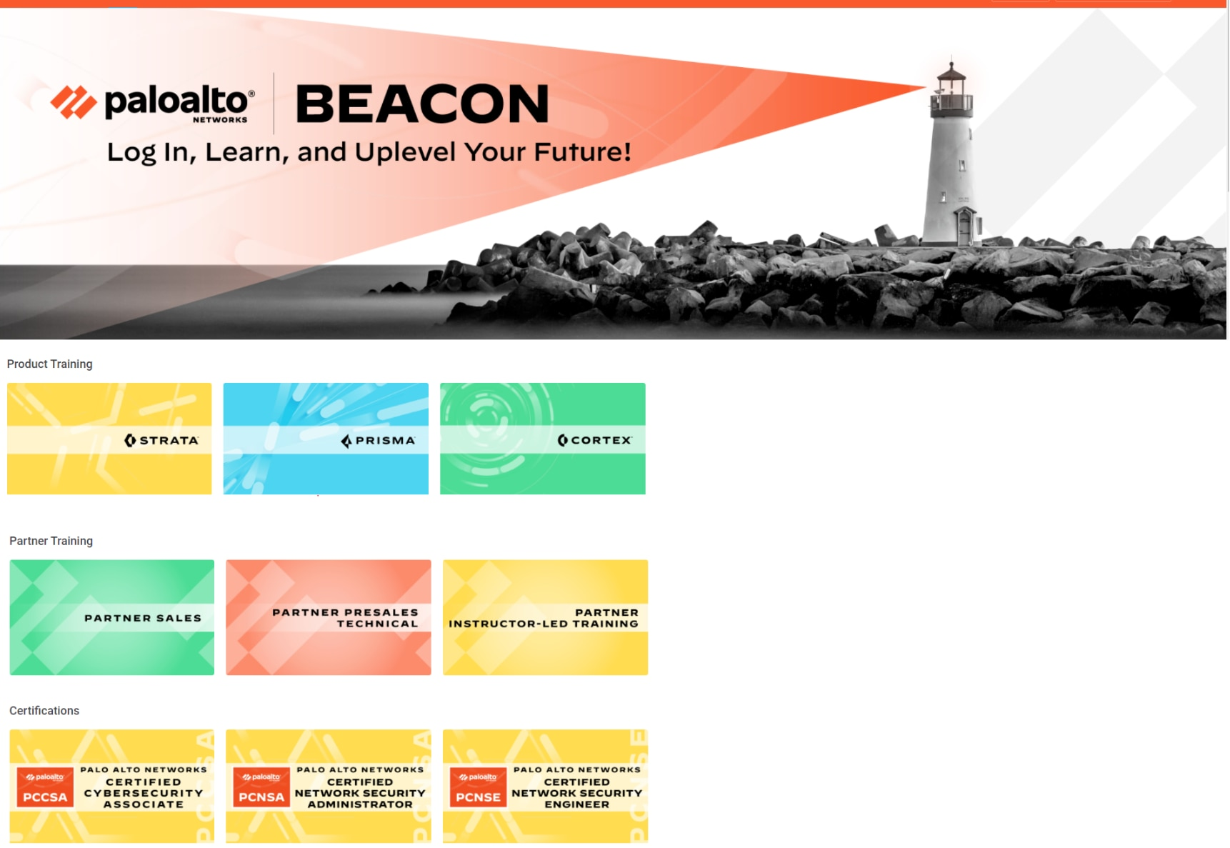 , Log in, Learn, and Uplevel Your Future With Beacon