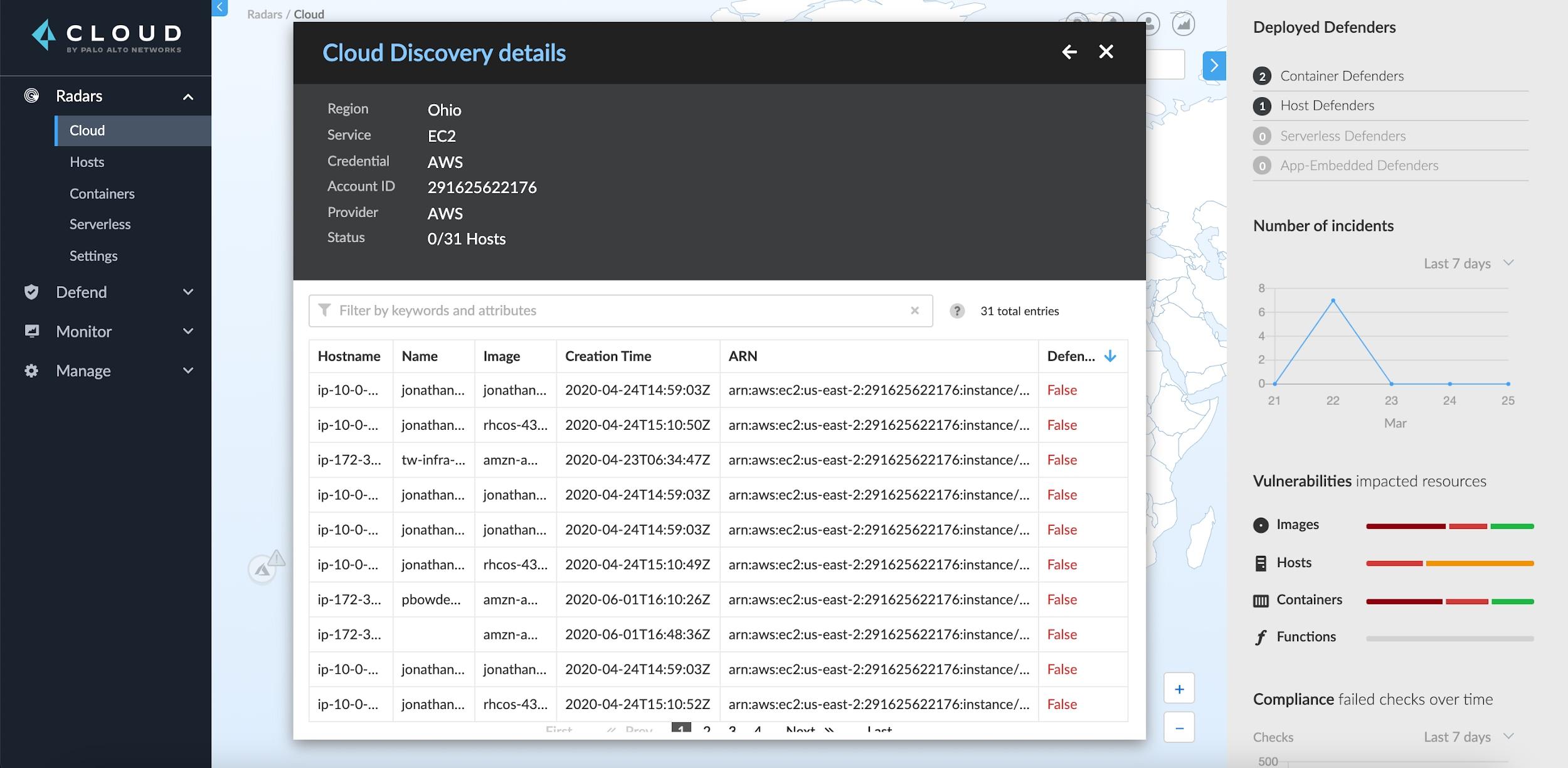 Prisma Cloud Automatically Secures Unprotected Cloud Workloads