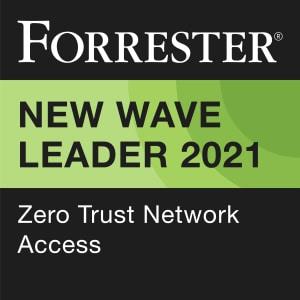 Forrester New Wave Leader 2021